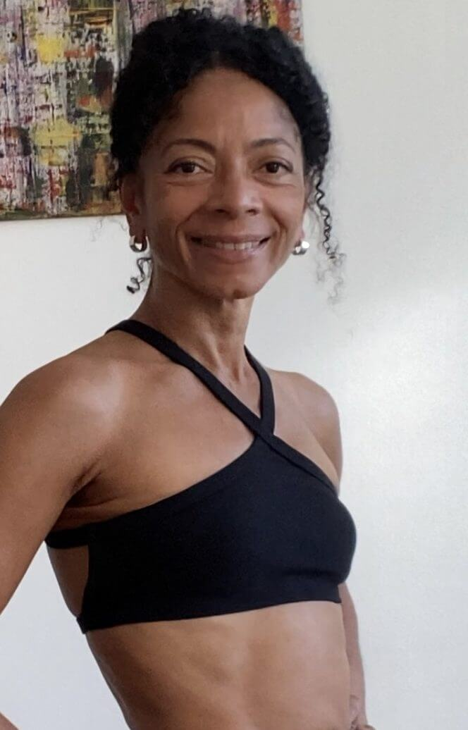 Iris Reyes critical alignment yoga