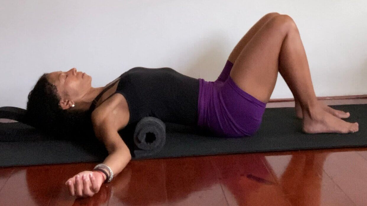 Iris Reyes | critical alignment yoga | therapy | back pain