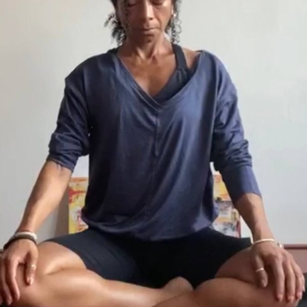 Critical Alignment Yoga- Meditation | Iris Reyes